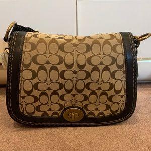 Coach *BRAND NEW* Legacy Flap Shoulder Bag